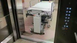 Hasta Sedye Asansörü